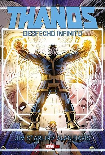 Thanos. Desfecho Infinito