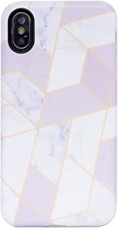 G.Marble iPhone X Case Girls,YAR-JA Full Protection Anti-Scratch Shock Proof TPU Case Apple iPhone X [5.2 inch]