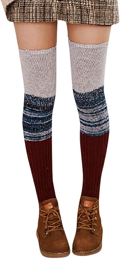 Women Ladies Warm OFFicial shop Winter Wool Socks Warmers Selling Crochet Knitted Leg
