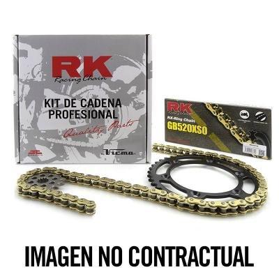 RK Kit Transmision Vicma - Kc144332 : Kit Cadena 428H segunda mano  Se entrega en toda España