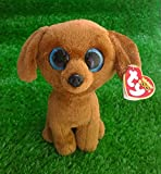 2015 new Ty Beanie Boos DOUGIE the 6' Dachshund Dog