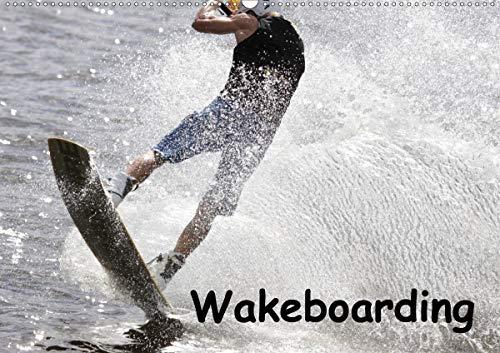 Wakeboarding (Wandkalender 2021 DIN A2 quer)