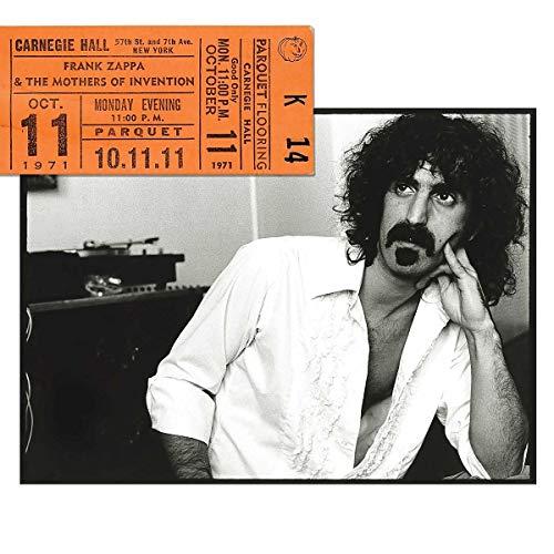 Carnegie Hall (11 Ottobre 1971)