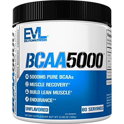 Evlution Nutrition BCAA 5000 -...