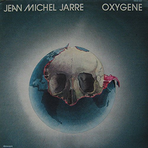 Jean-Michel Jarre - Oxygene - Les Disques Motors - 2933 207