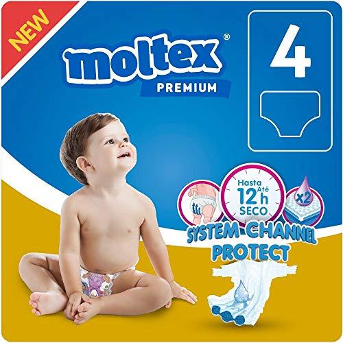 MOLTEX MOLTEX PAÑAL PREMIUM T4 9-15K! 500 g