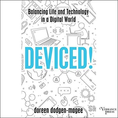 Deviced! audiobook cover art