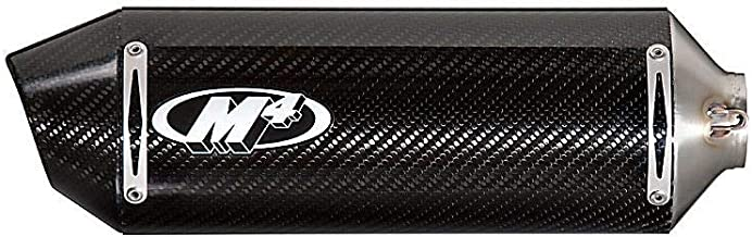M4 14-17 Yamaha FZ-09 Standard Slip-On Exhaust (Carbon Fiber)