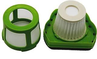 Kit di Filtri in Schiuma e in Feltro per gli Aspirapolvere Shark Rocket Green Label Confezione da 2 Alternativa a XFFV300
