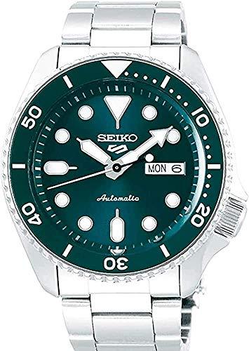 [セイコー] SEIKO 5 SPORTS 自動巻き メカニカル 流通限定モデル 腕時計 メンズ セイコーファイブ スポーツ SRPD61 グリーン [並行輸入品]