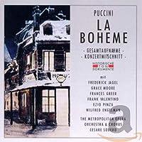 La Boheme -Cr-