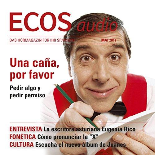 ECOS audio - Pedir algo y pedir permiso. 5/2011 Titelbild