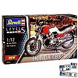 Hon-da CBX 400F Rot Weiss 07939 Bausatz Kit 1/12 Revell Modell Motorrad mit oder ohne individiuellem...