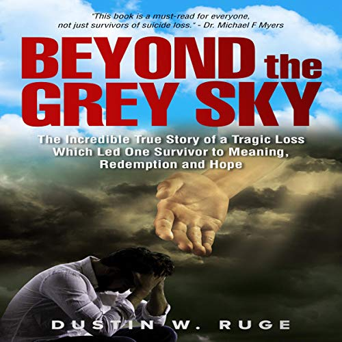 Beyond the Grey Sky audiobook cover art
