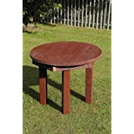 Recycled Plastic Circular Table Colour