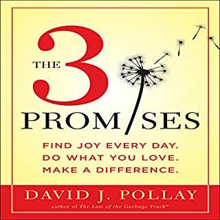 The 3 Promises audiobook cover art