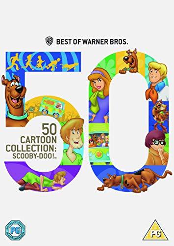 Best Of Warner Bros. 50 Cartoon Collection - Scooby-Doo! [Edizione: Regno Unito] [DVD]