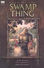 Swamp Thing TP Vol 01 Saga Of The Swamp Thing by Alan Moore (2005-06-10)