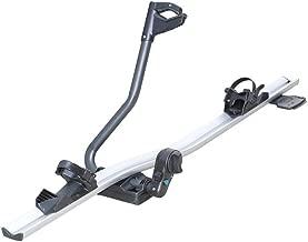 qczxcj Portabicicletas Portabicicletas Vertical Portabicicletas Universal Montado En La Parte Superior del Techo del Vehículo, Elementos Esenciales para El Viaje Transporte De Bicicletas Bloqueable