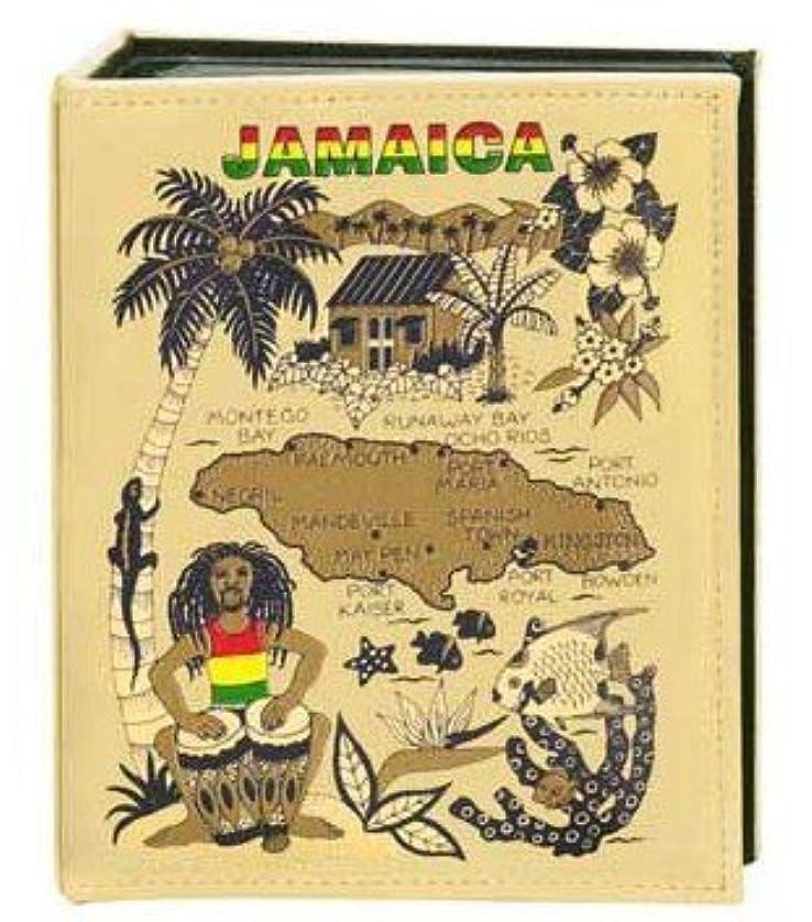Jamaica Embossed Photo Album 100 Photos / 4x6 plogftahr