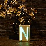 OYE HOYE Hängendes Metall-Neonschild, LED-Licht, Buchstaben oder Wort-Neon-Lichter für...