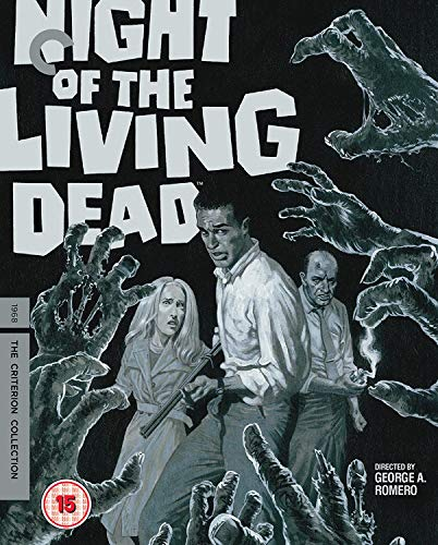 Blu-ray2 - Night Of The Living Dead (1968) (Criterion Collection) Uk Only - 2 Discs (2 BLU-RAY)