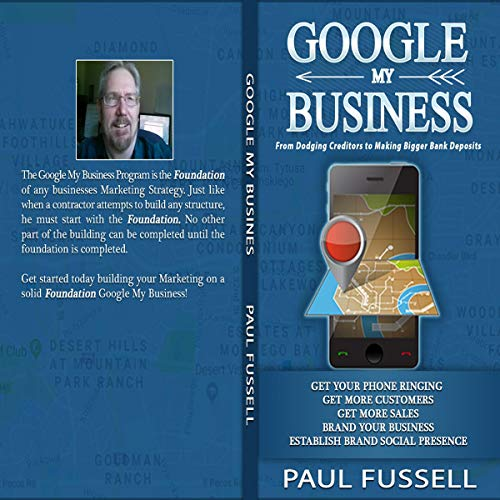 Google My Business cover art