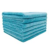Microfiber Cleaning Cloths-8PK The...