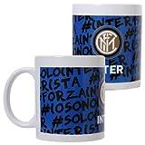Giemme articoli promozionali - Tazza Mug Ceramica Hastag Inter Prodotto Ufficiale Idea Calcio Regalo 2Mod