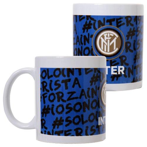 Giemme articoli promozionali - Tasse Keramik Hastag Inter Offizielles Produkt Fußball Geschenk 2 Mod