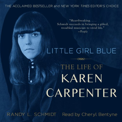 Little Girl Blue audiobook cover art