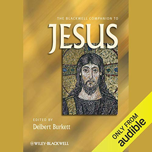 The Blackwell Companion to Jesus copertina