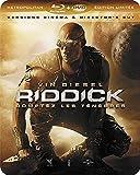 Riddick [Blu-ray] [Combo Blu-ray + DVD - Édition Limitée boîtier SteelBook] [Combo Blu-ray + DVD - Édition Limitée boîtier SteelBook]