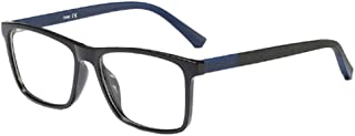 Inlefen Retro Optical Glasses Full frame Men and Women Fashion Ultralight glasses