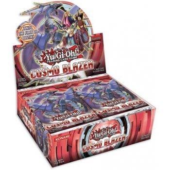 Yu-Gi-Oh! - Cosmo Blazer 1st Edition Boster Box - Trading Card Game TCG Konami English Version