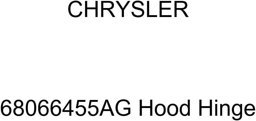 Over item handling Chrysler Genuine 68066455AG Hood Now on sale Hinge