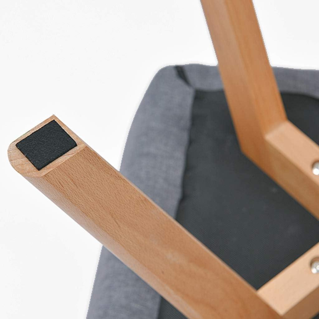 WDX- Chaise de Salle, Chaise de Bureau Simple, créative Dossier, Chaise Loisirs, Maison Adulte Chaise de Salle Confortable (Color : Yellow) Blue