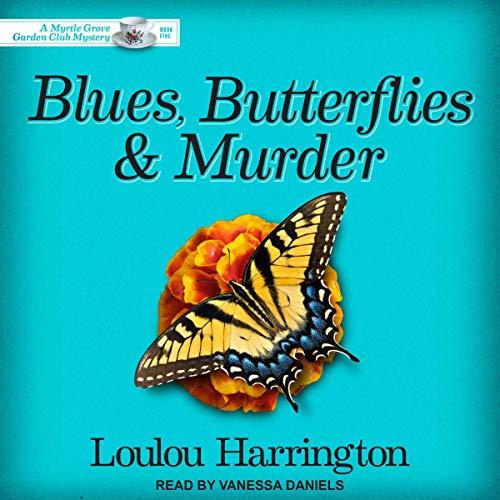 Blues, Butterflies & Murder Titelbild