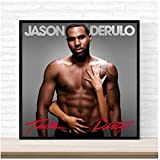UpperPin Jason Derulo Talk Schmutziges Musikalbum Cover