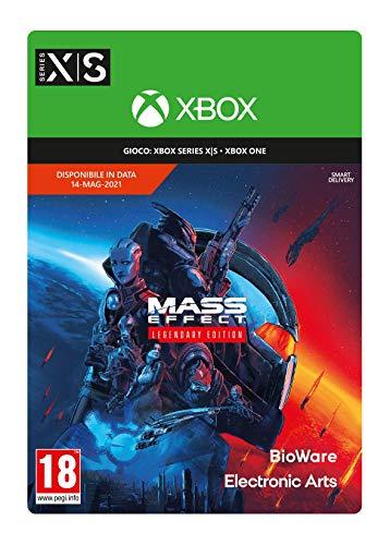Mass Effect Legendary [Preacquisto]   Xbox - Codice download