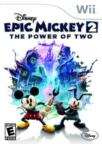 Disney Epic Mickey 2: The Power of Two  Nintendo Wii