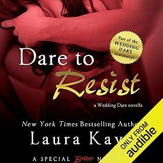 Dare to Resist audiobook cover art