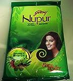 2x 500g XXL Godrej NUPUR HENNA 9 HERBS 100% NATURAL Conditioning Powder Hair Loss US
