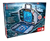 noris 606104435 Schiffe Versenken Light & Sound-Aktionsspiel für Die ganze Familie-Spielzeug ab 5 Jahre