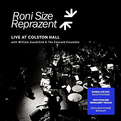Live at Colston Hall - with William Goodchild & The Emerald Ensemble by Roni Size Reprazent