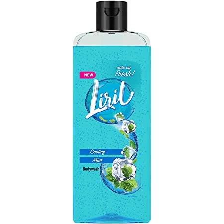 Liril Cooling Mint Body Wash, 250 ml