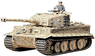 Tamiya GermanTiger I MID Production 1:35 Scale Model Kit
