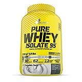 Olimp Pure Whey Isolate 95, Vanille, 2200 g