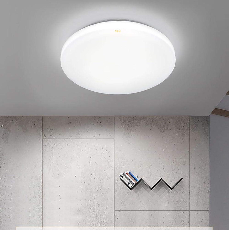 Kronleuchterled Schlafzimmer Beleuchtung Wohnzimmer Beleuchtung Studie Balkon Licht Dünne Einfache Runde Lampe