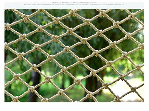 Gekleurde Nylon Touw Net, Kinderveiligheid Hennep Touw Netto Decoratie Plafond Balkon Trappen Bescherming Netto Anti-val Hangende Kleding Netto Klimnet